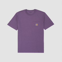 Load image into Gallery viewer, S/S Pocket T-Shirt, Mauve