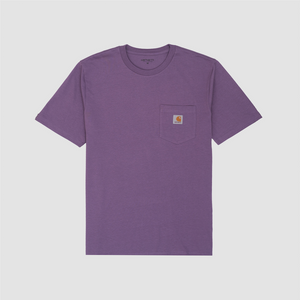 S/S Pocket T-Shirt, Mauve