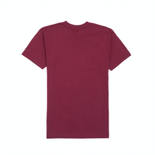 Load image into Gallery viewer, SNEEZE Logo Tee, Burgundy
