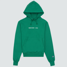 Load image into Gallery viewer, Logo Hoodie, Kelly Green