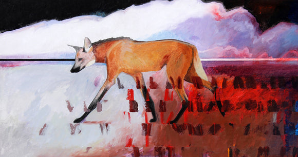 Maned Wolf (Qty. 6)