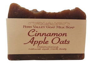 Cinnamon Apple Oats Scrub (Qty. 1)