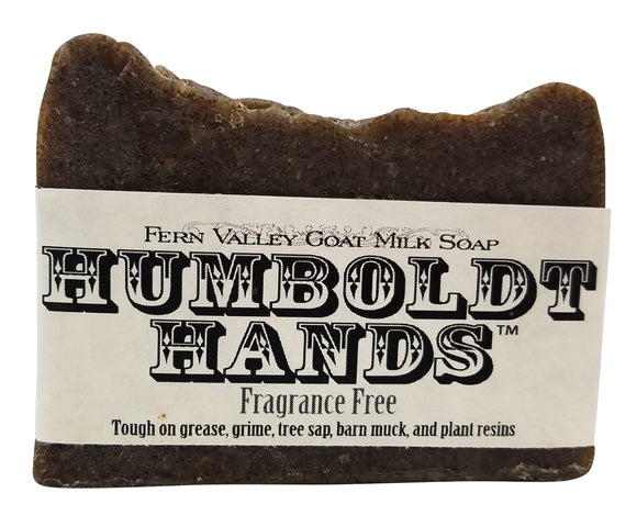 Humboldt Hands - Natural Fragrance Free (Qty. 1)