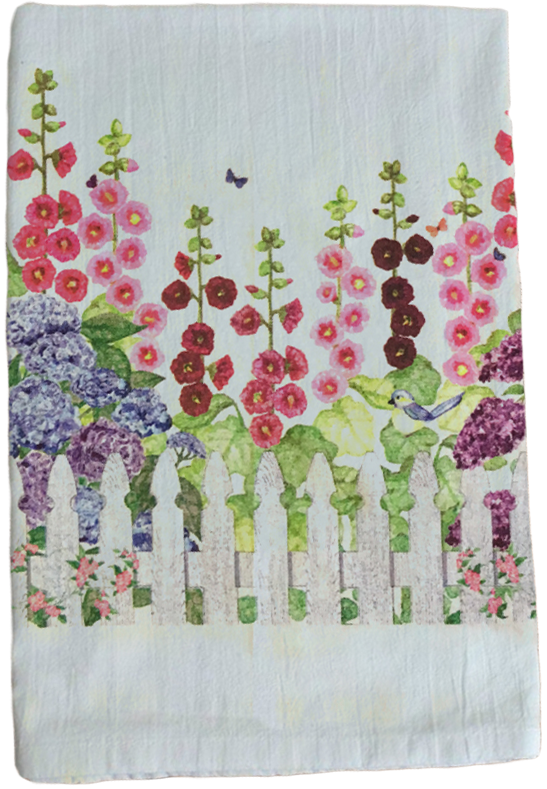 Hollyhock Garden (Qty. 2)