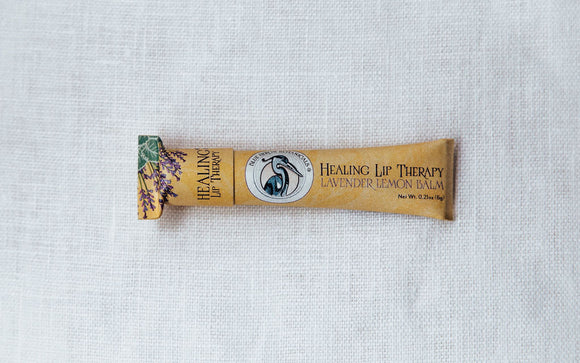 Lavender Lemon Healing Lip Therapy (Qty. 6)