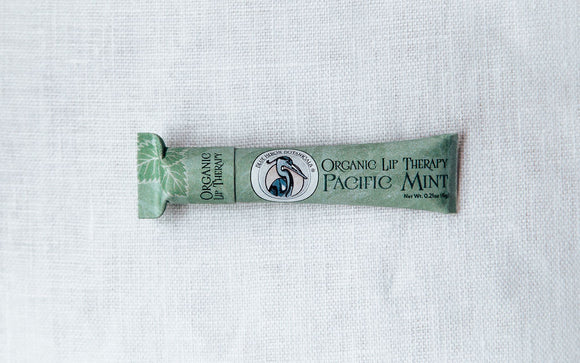 Pacific Mint Organic Lip Therapy (Qty. 6)