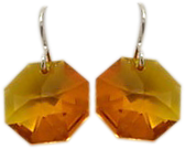 Honey Moon Earrings (Qty. 1 Pair)
