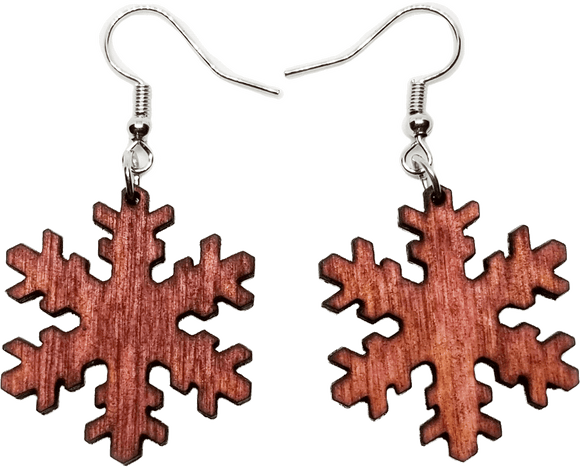 Snowflake 2  (Qty. 1 Pair)