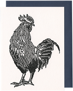 Rooster Card (Qty. 6)