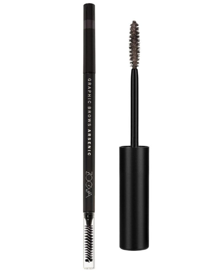 GRAPHIC BROW SET (ARSENIC)
