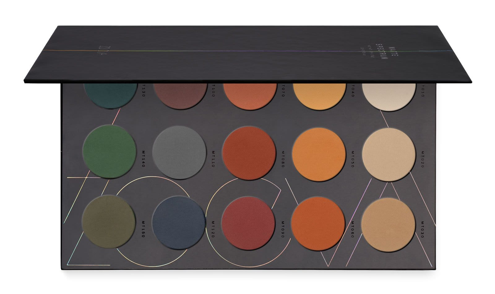 MATTE SPECTRUM (EYESHADOW PALETTE)