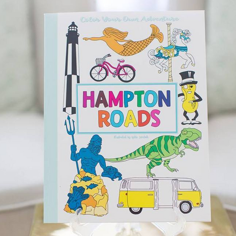 Hampton Roads Coloring Book