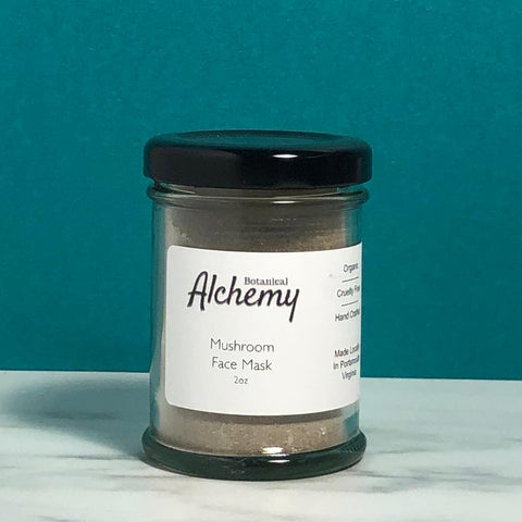 Botanical Alchemy Bentonite Clay Face Mask