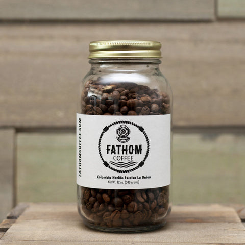 Fathom Coffee Colombian Blend