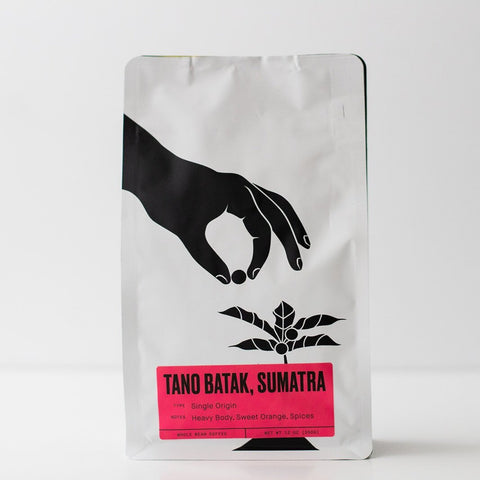 Vessel Craft Coffee Tano Batak, Sumatra