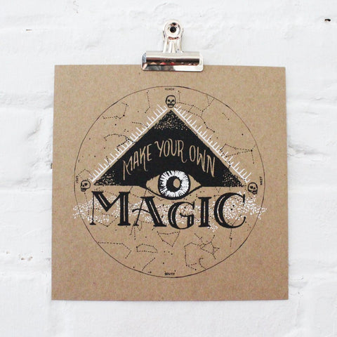 Make Your Own Magic Print
