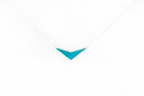 "Small ""V"" Necklace"