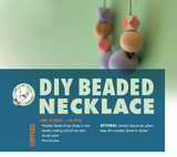 DIY Beaded Necklace Digital Guide
