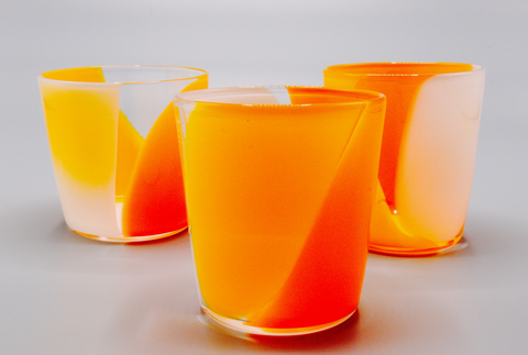 Michiko Sakano Glass Tumblers