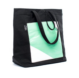 Hamilton Perkins Earth Tote Black (Recycled Plastic Bottle Series)