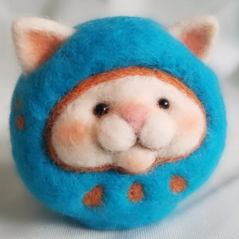 Every Saturday in April: Intro to Needle Felting
