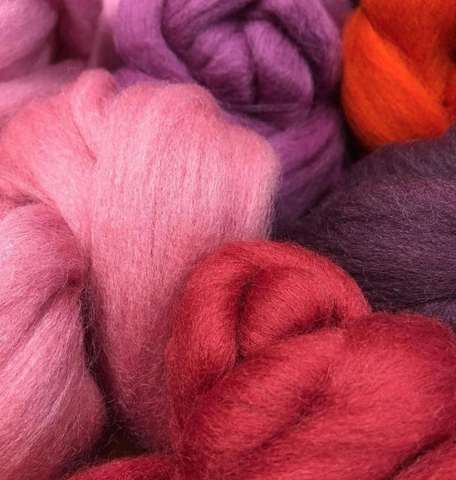 Wed. Dec. 18 at 6pm: Holiday Needle Felting