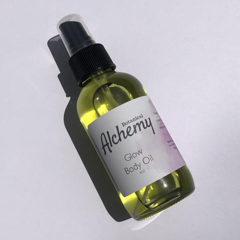 Botanical Alchemy Body Oil