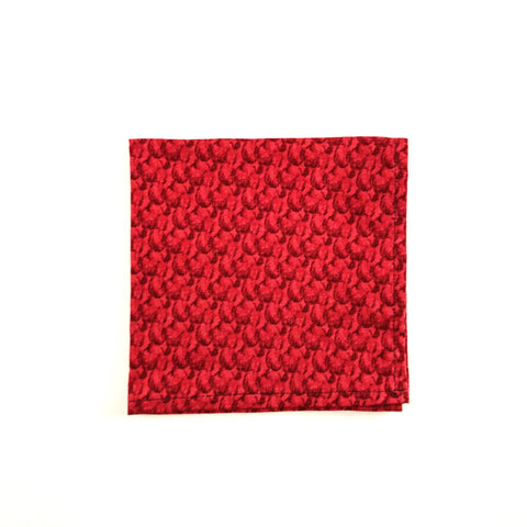 Spiza Pocket Square