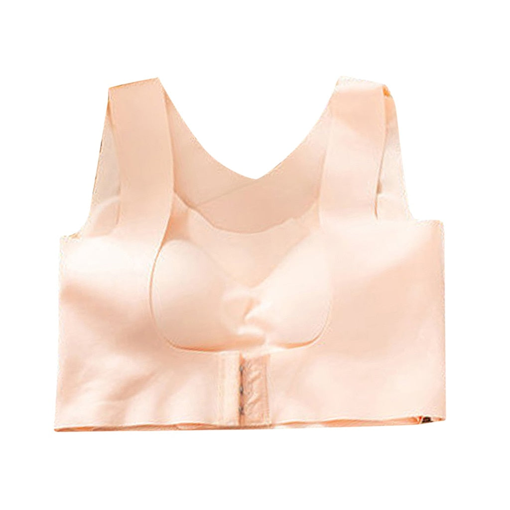 PERFECT FIT BRA™ - SEAMLESS FRONT BUCKLE SUPPORT-BRA