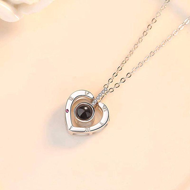 MON AMOUR™  - 100 Ways to say I Love You (Necklace)