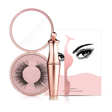 Load image into Gallery viewer, Magnetic Lashes + Eyeliner Magnetic Kit