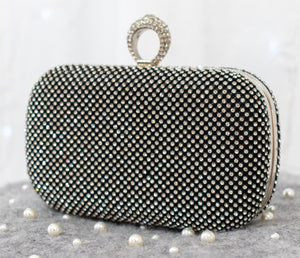 Glits & Glam Clutch - Sotra Fashion
