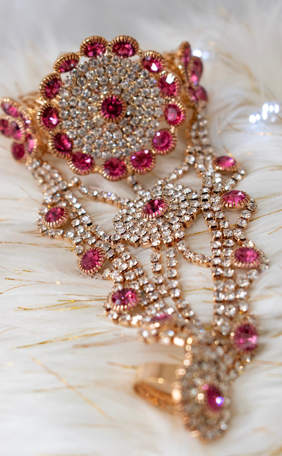 Pink Hand Jewelry - Sotra Fashion