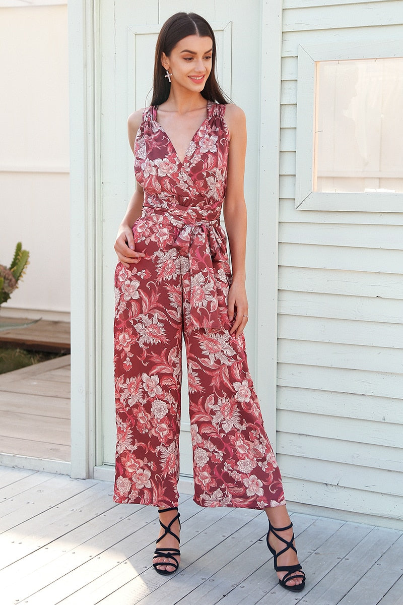 Spring in the Air Jumpsuit