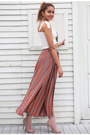 Sunset Vibes Pants - Sotra Fashion