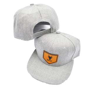 Home of Goat SnapBack (Heather Gray)