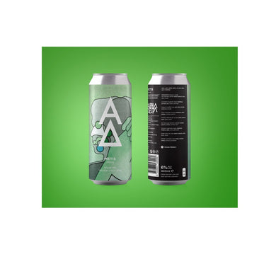 Alpha Delta - Metis Sour IPA - 440ml - 6%