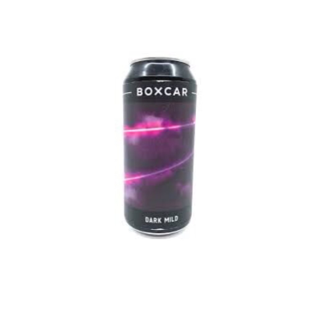 Boxcar - Dark Mild - 440ml - 3.6%