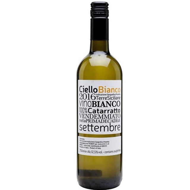 Cantina Rallo - Ciello Bianco Catarrato - 750ml - 12.5%