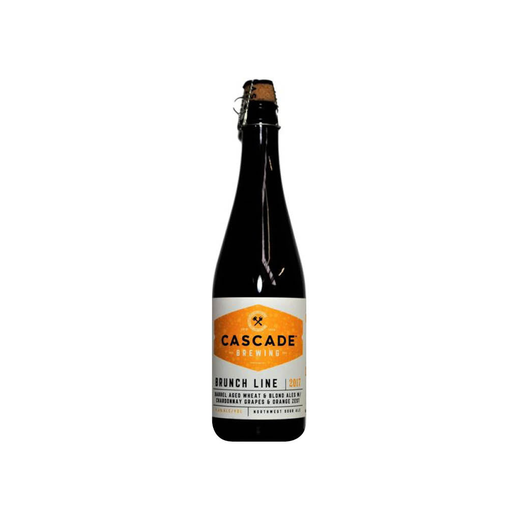 Cascade - Brunch Line 2017 - 500ml - 9.6%