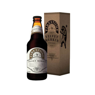 Firestone Walker - Velvet Merkin 2018 - 355ml - 7.8%