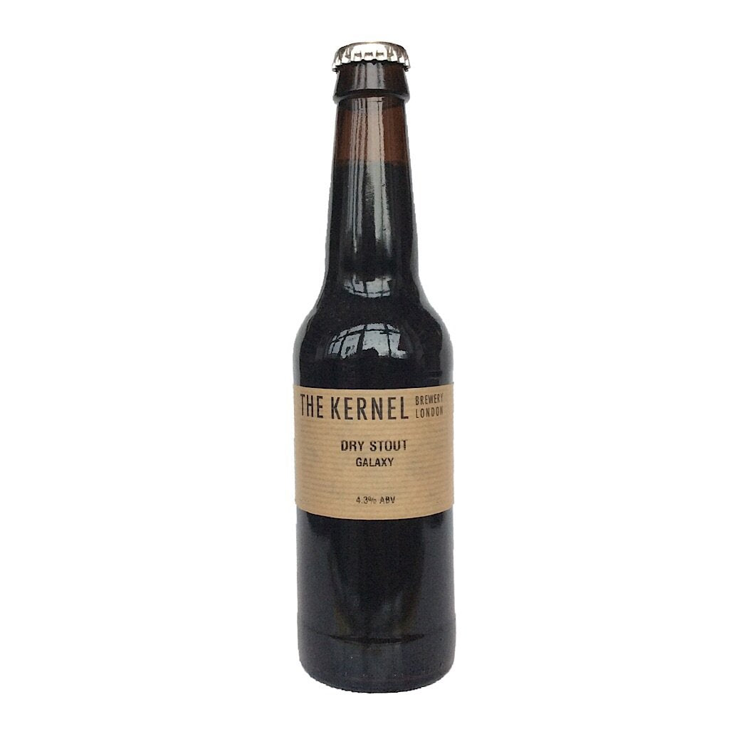 Kernel - Dry Stout - 330ml - (ABV varies from batch to batch)