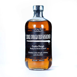 Liquid Intellect - Cookie Dough Old Fashioned - 500ml - 23%