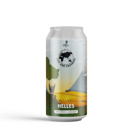 Lost & Grounded Helles - 440ml - 4.4%
