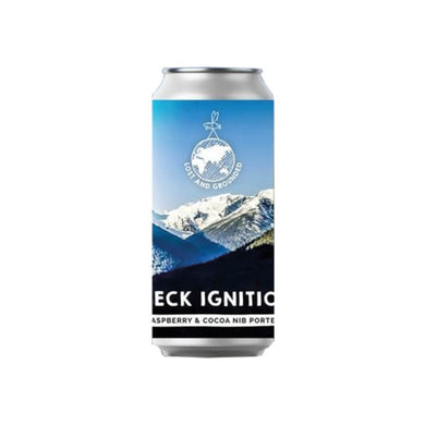 Lost & Grounded - Check Ignition - 440ml - 5.4%