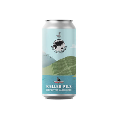 Lost & Grounded - Keller Pils - 440ml - 4.8%