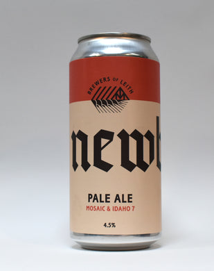 Newbarns -  Pale Ale (Mosaic & Idaho 7) - 440ml  - 4.5%