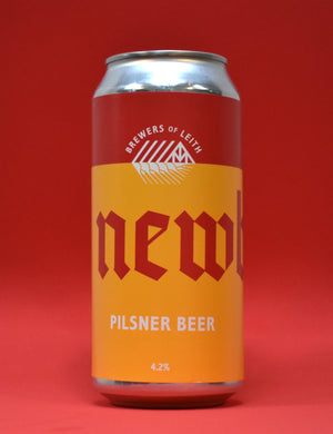 Newbarns - Pilsner Beer - 440ml - 4.2%