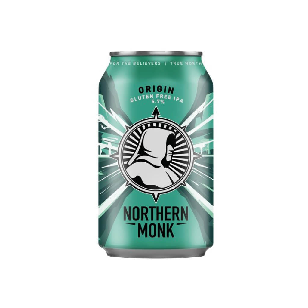 Northern Monk - Origin (Gluten Free) - 330ml - 5.7%