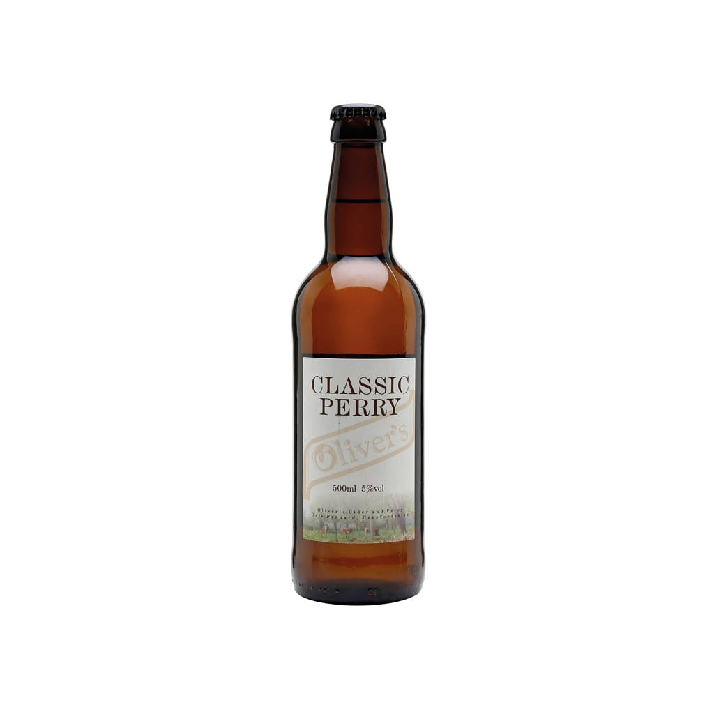 Oliver's - Classic Perry - 500ml - 5.8%